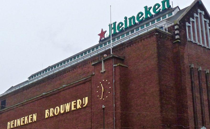 Heineken Brewery, il birrificio multinazionale