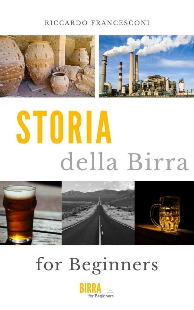 STORIA della Birra for Beginners (copertina)