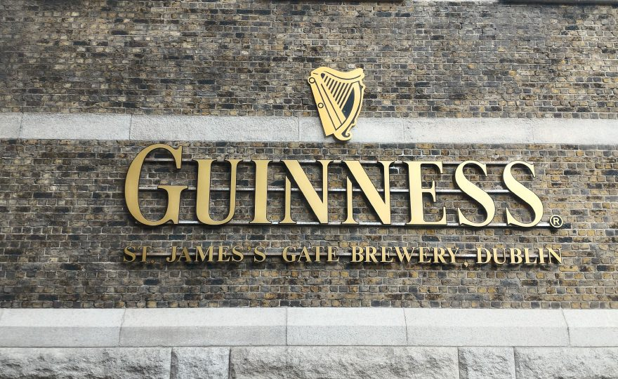 ST. JAMES'S GATE: IL BIRRIFICIO DI DUBLINO