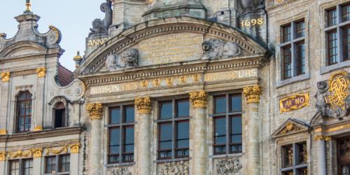 Il Belgio e la birra - La casa dei birrai a Bruxelles