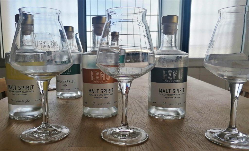 EXMU: I distillati