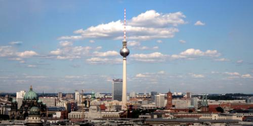 La Germania e la birra. Panoramica Berlino